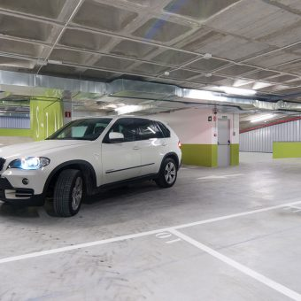 Parking Hilarión Eslava
